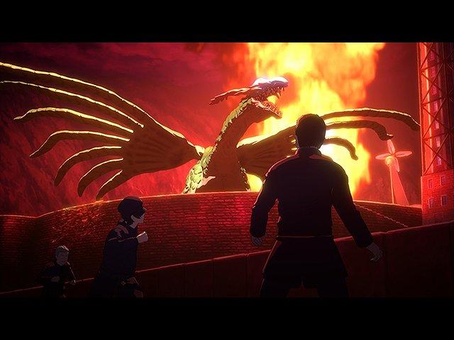 第7話 大災と食える龍