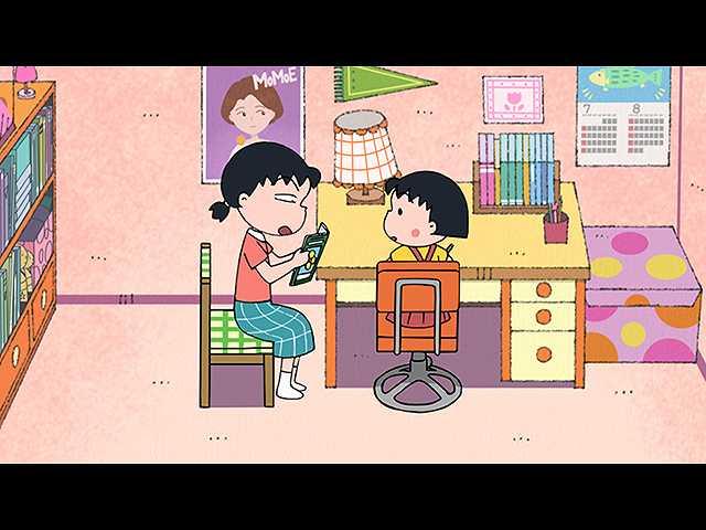 #1295 『まる子、漢字の勉強をする』の巻/『ヒロシ…