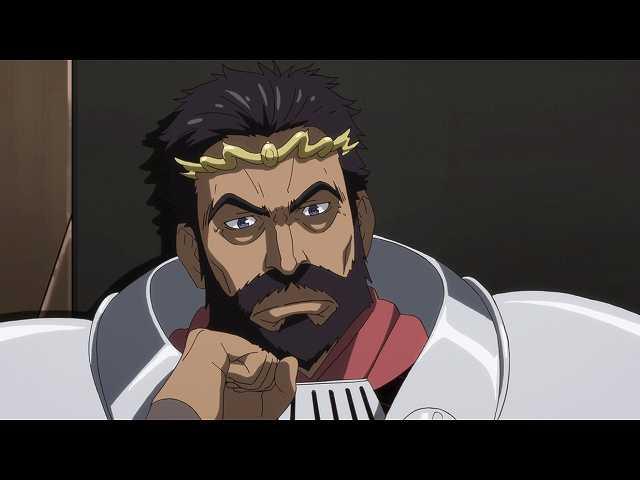 第5話 英雄王ガゼル・ドワルゴ