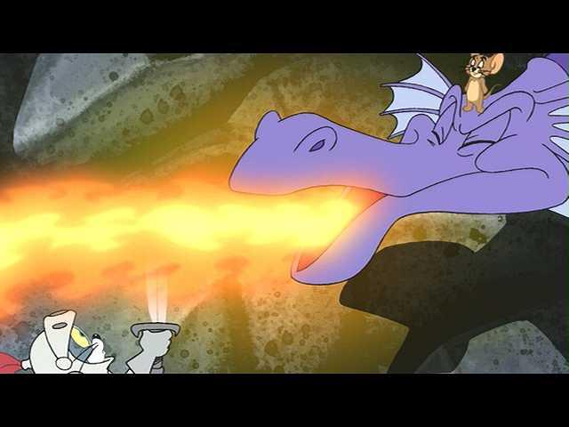 (字幕版)トムのドラゴン退治/お城で魔法合戦/ロッ…