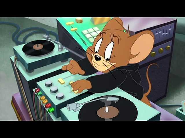 (字幕版)DJジェリーの秘密パーティー/ブルースは失…