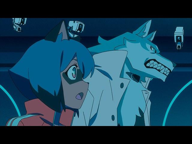 第10話 『Rabid Wolf』