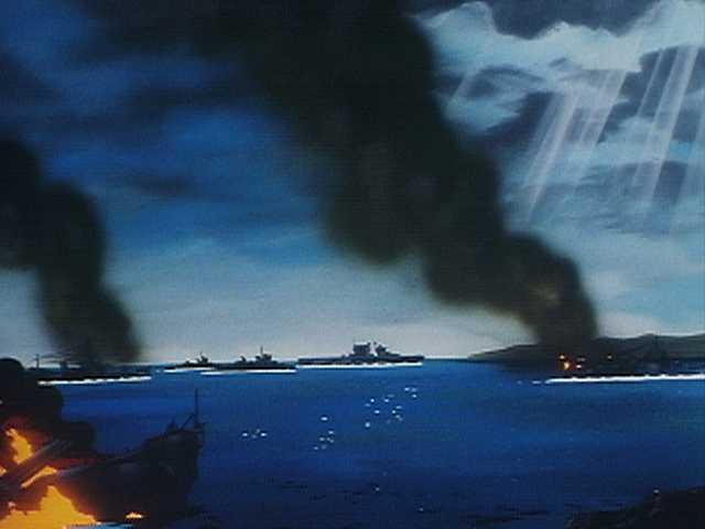 第5話 トレス海峡封鎖作戦