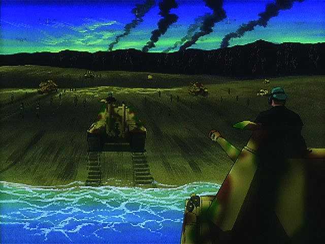 第8話 英本土上陸作戦