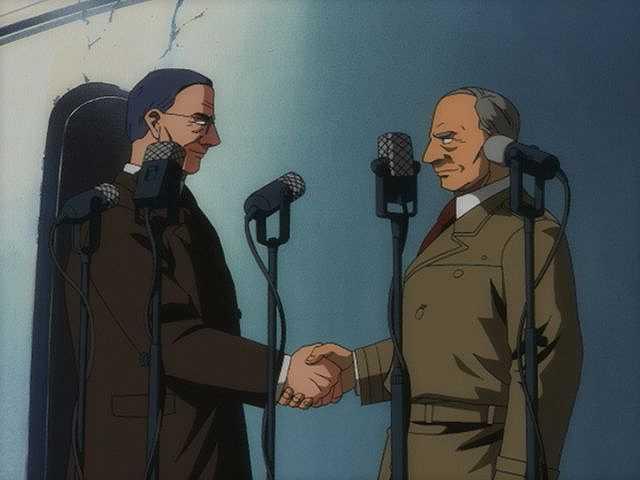 第11話 日米和睦成立