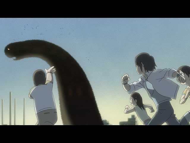 第13話 最後の首長竜