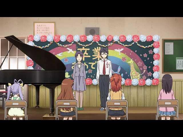 第12話 また桜が咲いた