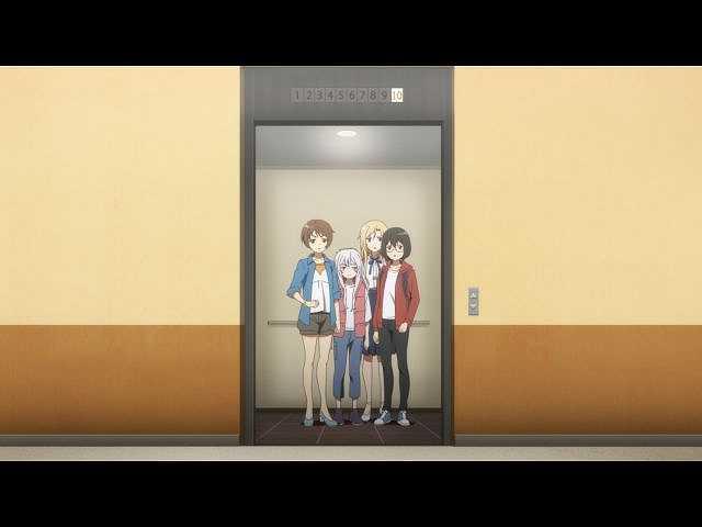 第10話 エレベーターで焼肉に行く方法