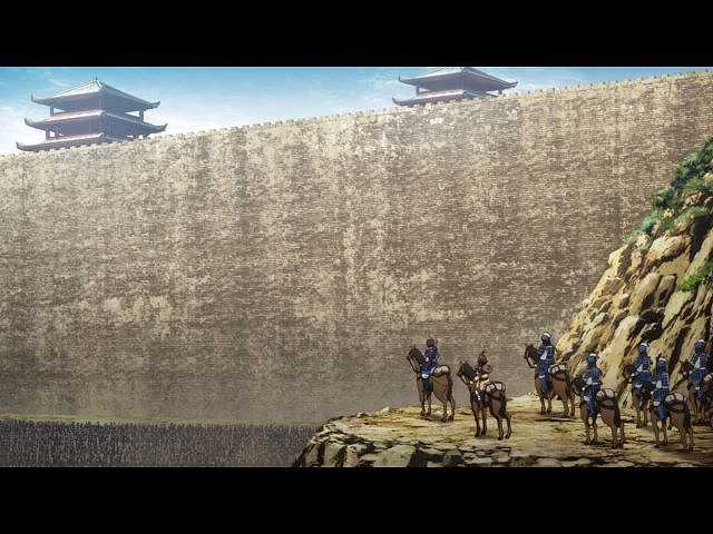 第3話 函谷関攻防戦