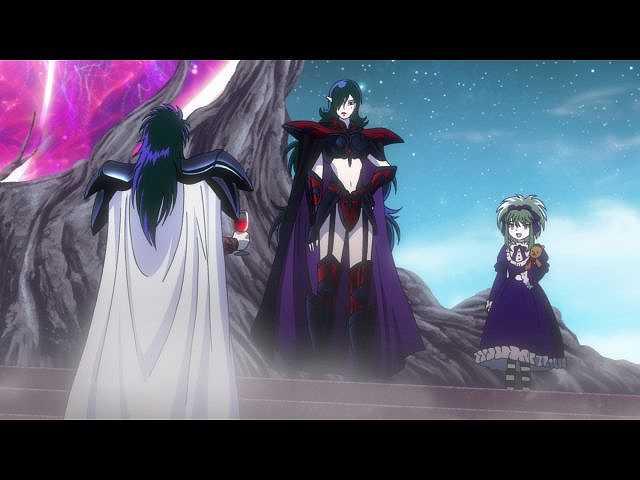 第3話 闇に咲く! エリスの邪精霊たち