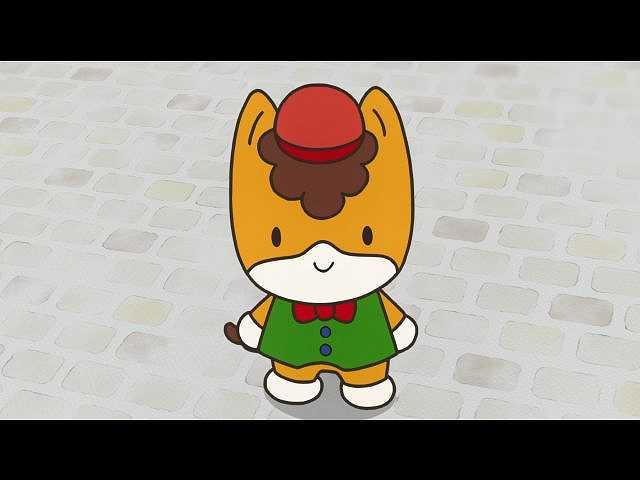 第1話 こんにちは!ぐんまちゃん/ぼうけんへゴー!!…