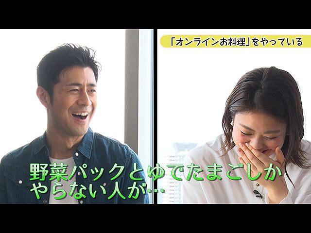 【無料】「榎並大二郎×杉原千尋」