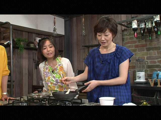 「ママアナテレビ」ムク先生に学ぶ!薄焼き卵の作り方
