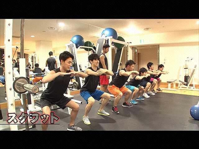 「筋肉教室」