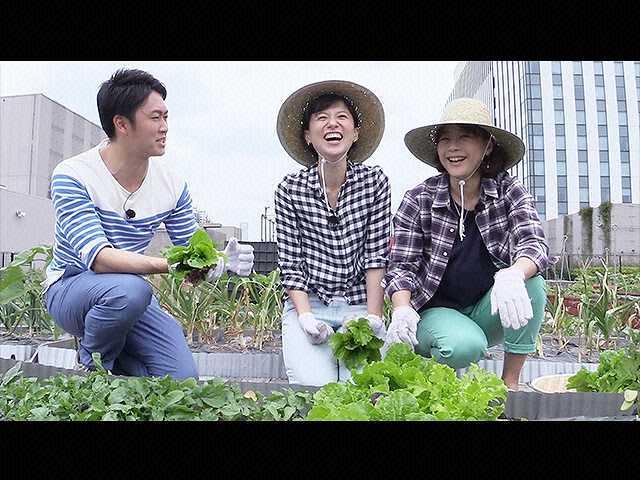#2 「春野菜でバーベキュー!」