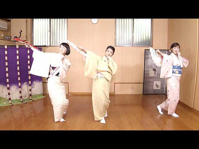 #5 ようこそヨーコ 伝統芸能で女子会!-日本舞踊編…