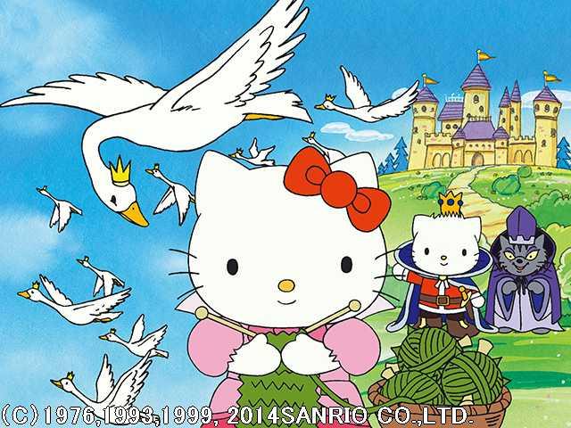 #6 ハローキティの白鳥の王子