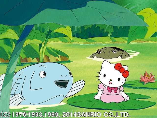 #12 ハローキティのおやゆび姫