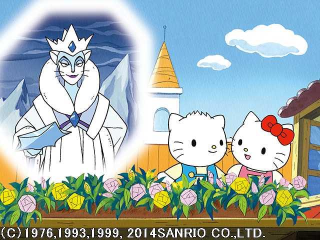 #13 ハローキティの雪の女王