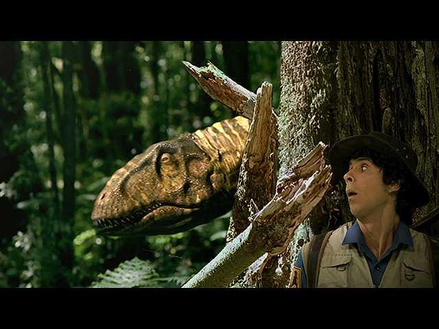 第3話 (日本語吹替版)1億600万年前 レエリナサウラ…