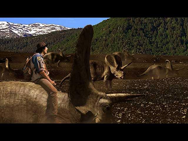 第6話 (日本語吹替版)6500万年前 トリケラトプスの…
