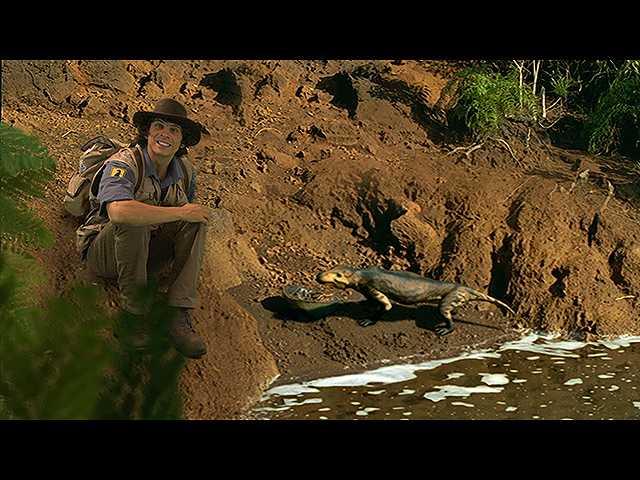 第7話 (日本語吹替版)2億2000万年前 キノドンの巣…