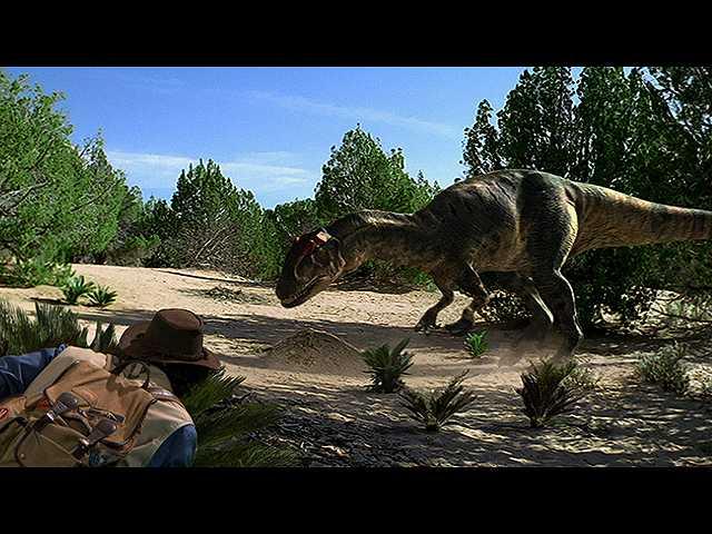 第11話 (日本語吹替版)1億4500万年前 アロサウルス…