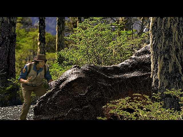 第15話 (日本語吹替版)6500万年前 ティラノサウル…