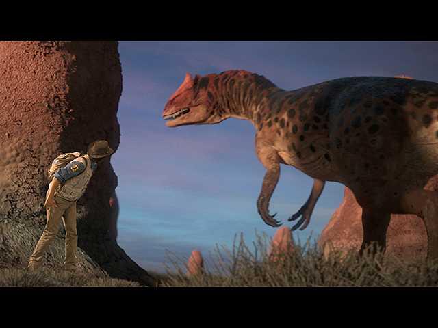 第10話 (日本語吹替版)1億5000万年前 カンプトサウ…