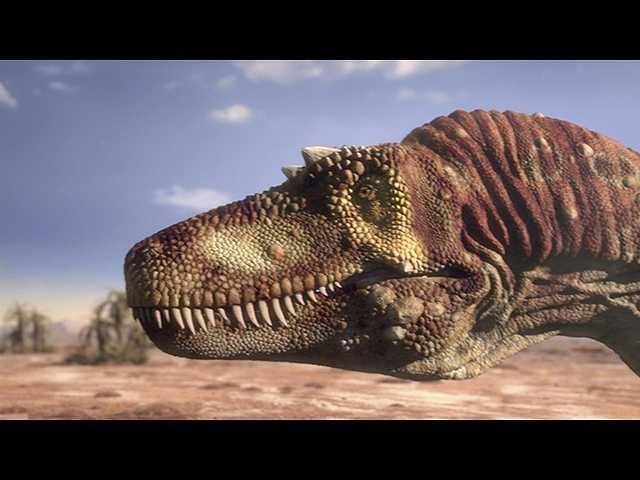 第14話 (日本語吹替版)8500万年前 ギガントラプト…