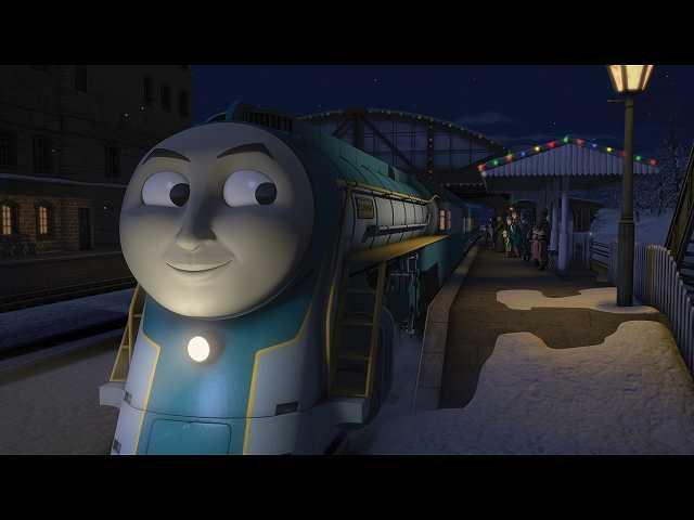 第13話 (日本語吹替版)レッジのクリスマスプレゼン…