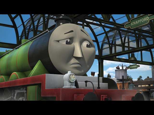 第4話 (日本語吹替版)ヘンリーのしんぱい