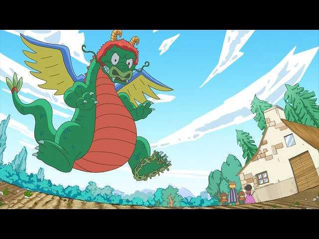 第13話 ドラゴンと若(わか)き王子(おうじ)