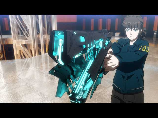 PV「PSYCHO-PASS サイコパス Sinners of the System C…
