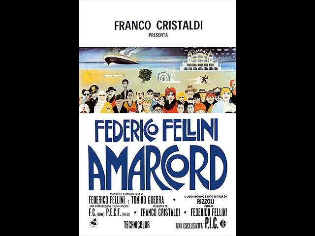 (字幕版)フェリーニのアマルコルド