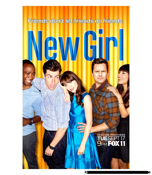 New Girl 〜ダサかわ女子と三銃士 シーズン3