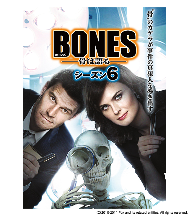 BONES -骨は語る- シーズン6