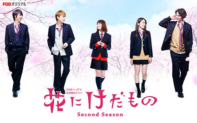 花にけだもの シーズン2 (実写ドラマ)