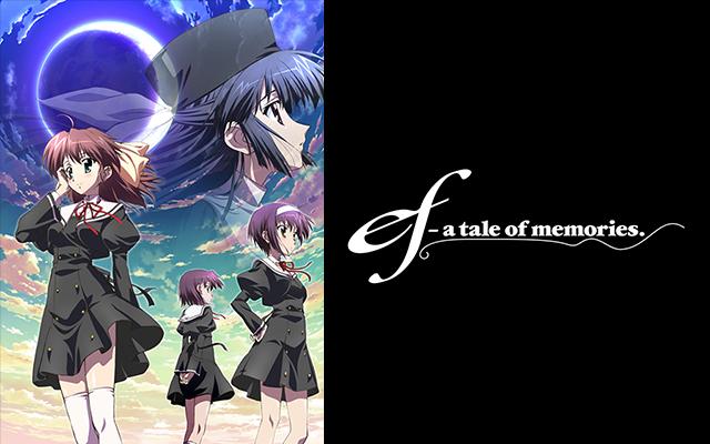 ef-a tale of memories.